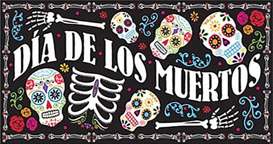 2017 HASA & LAPA DIA DE LOS MUERTOS FUNDRAISER