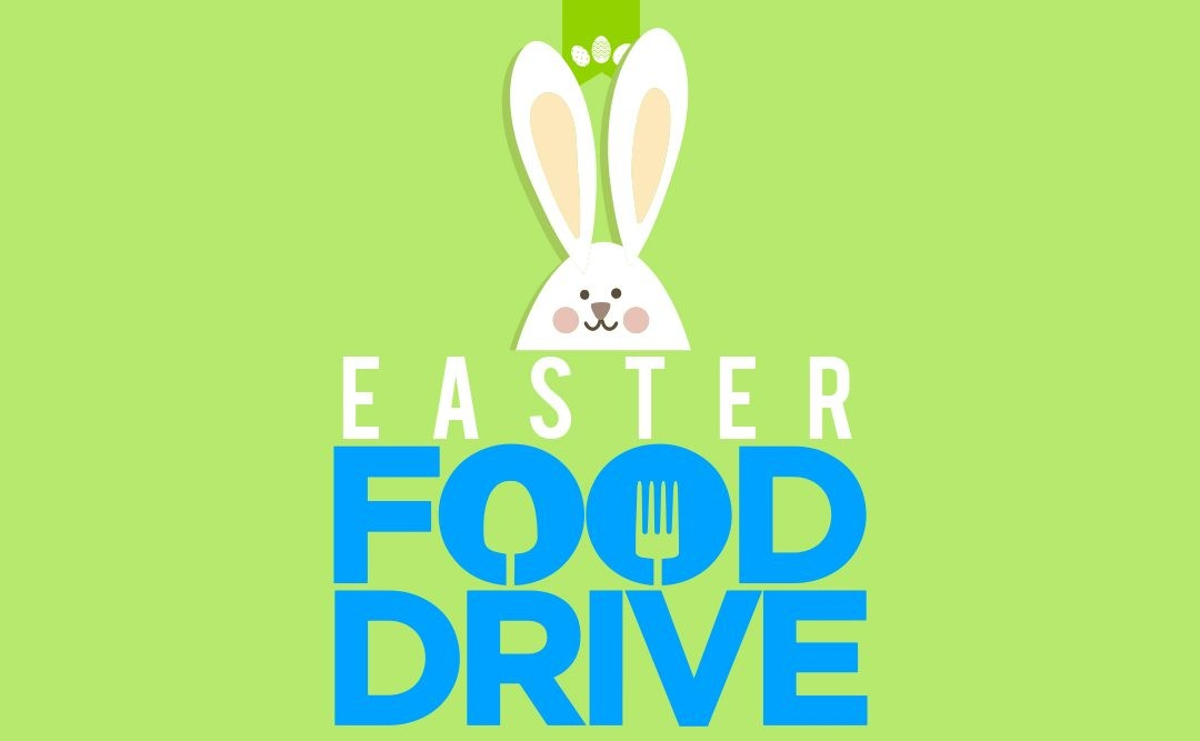 2017 Easter Food Drive