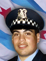 Police Officer Eric Solorio #13609